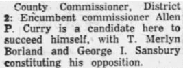 19560501 Mtgmy Adv-Dale Commissioners Race Develops Most Candidates - Dist 2 crop.png