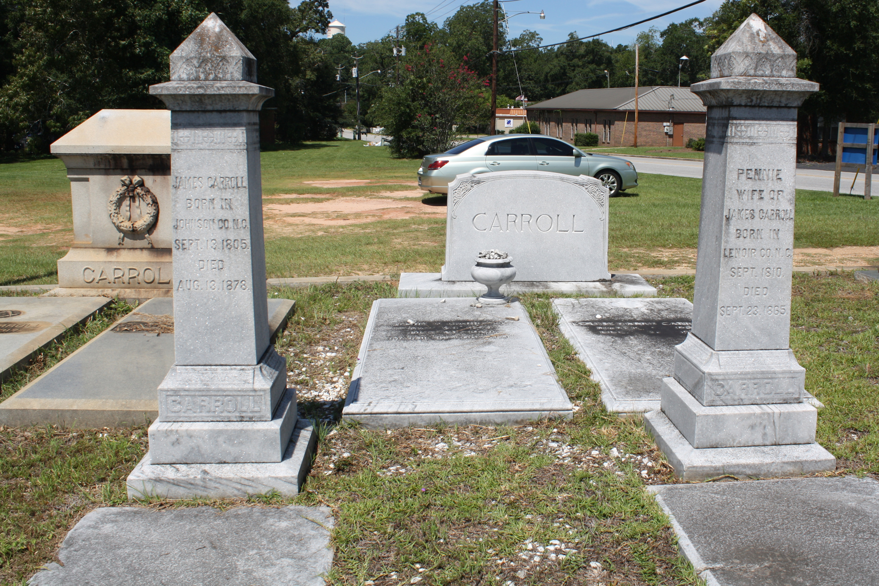 20170801 AL_Ozark_UnionCemetery - 2 Carroll_James-Pennie 6x4 300ppi copy